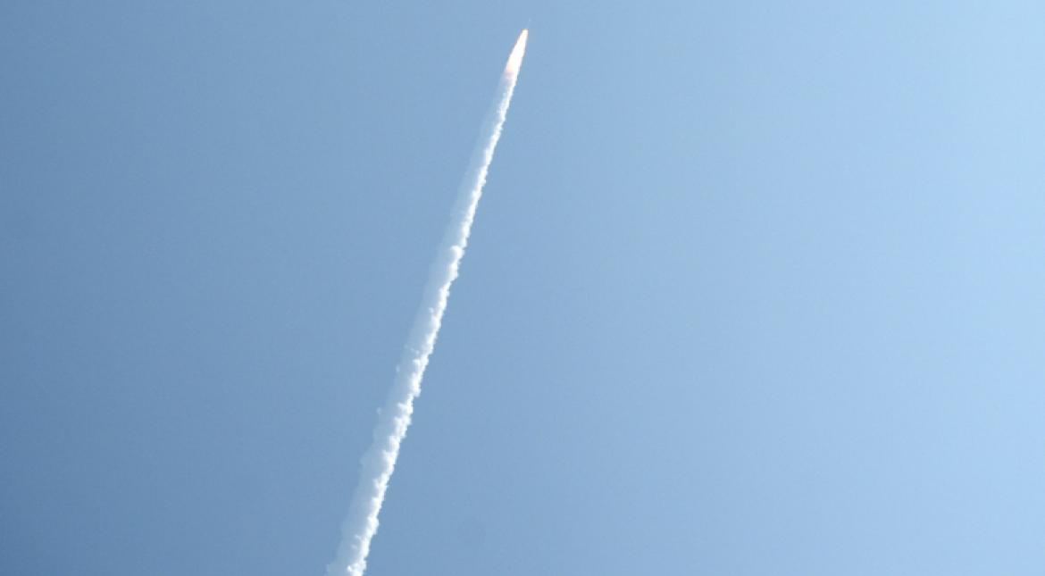 Cartosat-2: ISRO launches its 100th satellite in space