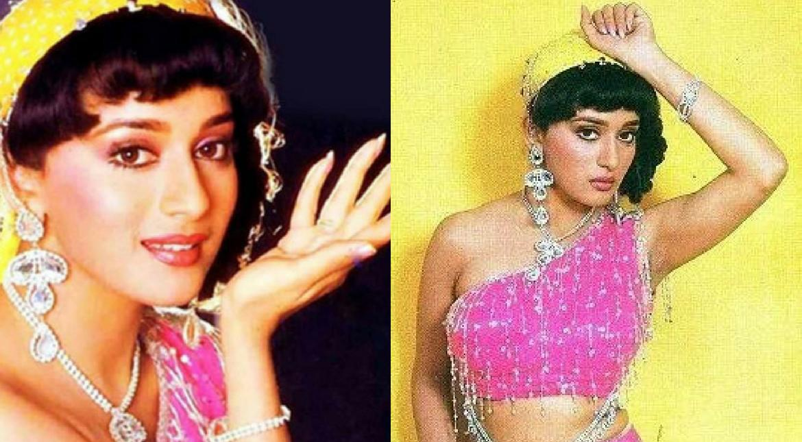 Happy Birthday Madhuri Dixit: The 'Dhak Dhak' girl
