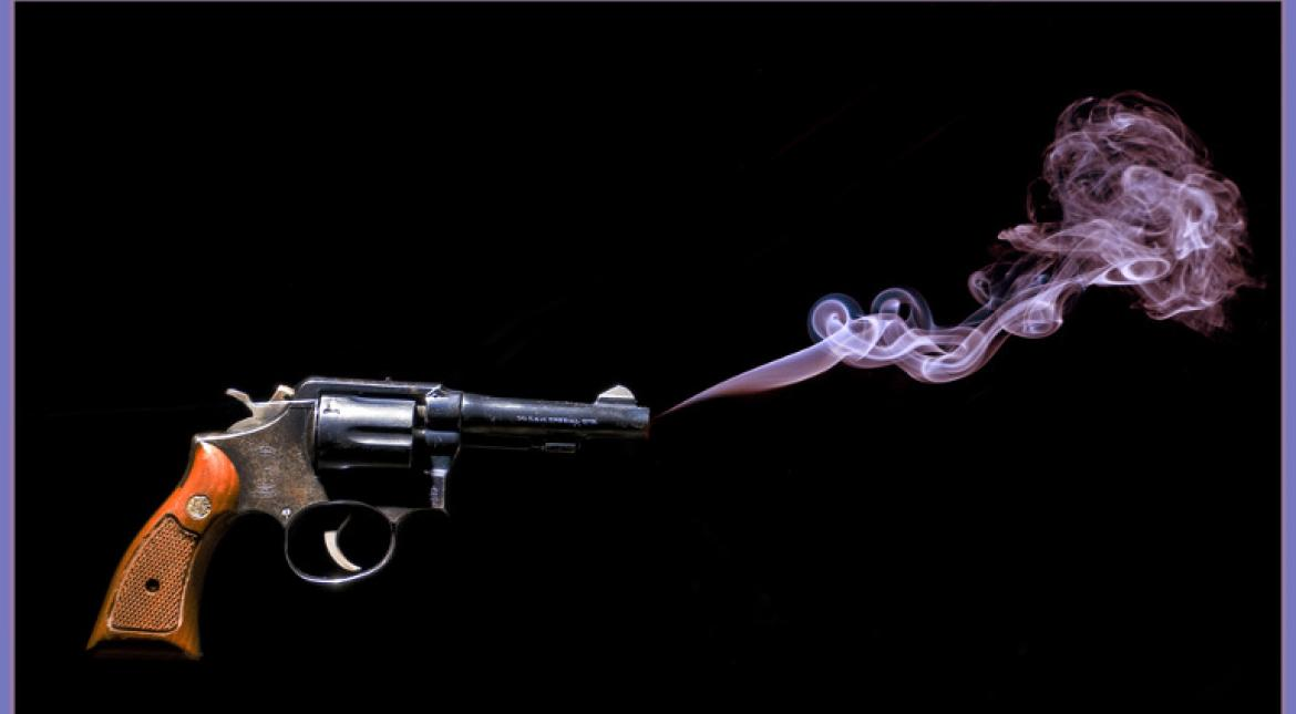 A history of violence: America and guns