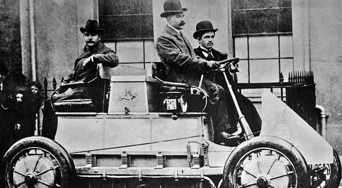 A brief history of the electric car