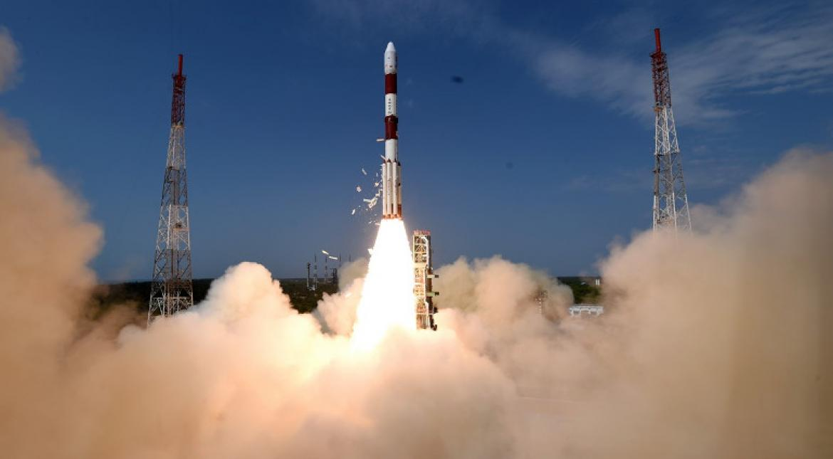 India's journey into space: From bicycles to rockets
