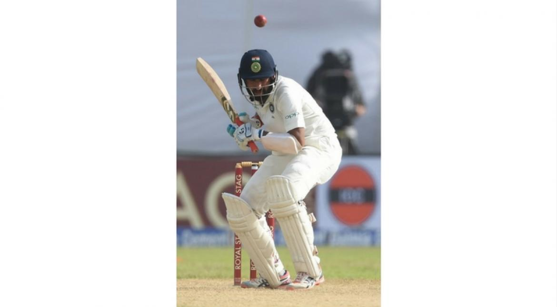 1st Test: How Pujara, Dhawan slayed Lanka