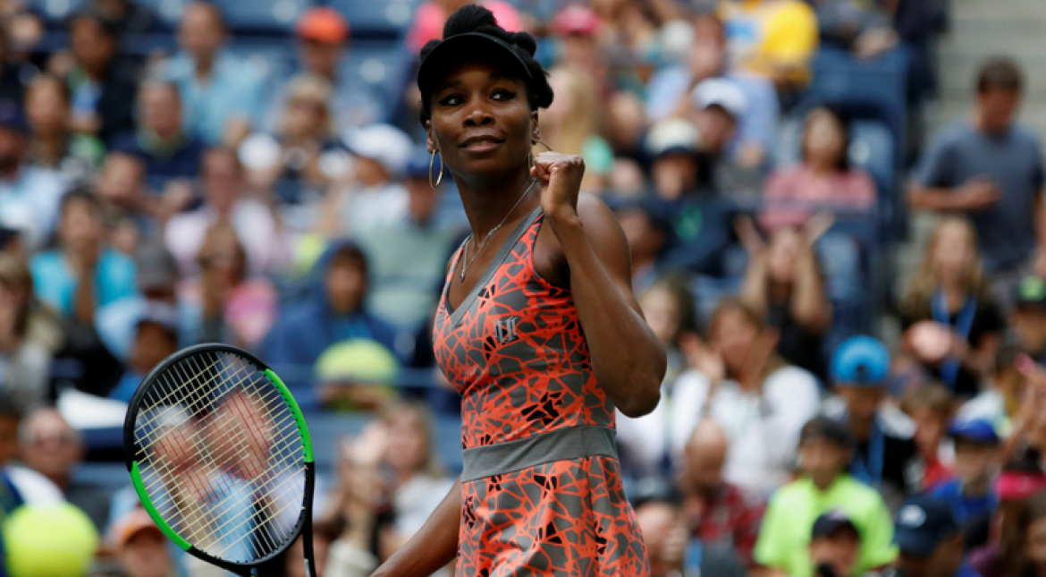 IN PICTURES:  The US Open