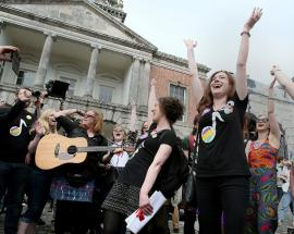 Ireland votes by 66% to overturn abortion ban
