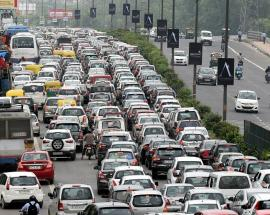 Driving in India: An invisible order