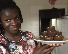 Senegal's star food blogger: Self-taught and spurred on by love