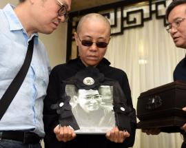 European diplomats barred from seeing widow of China dissident: Sources