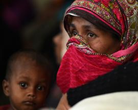 UN and Myanmar agree outline of Rohingya return deal, no details