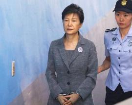 South Korean court extends ex-president Park Geun-hye's jail term