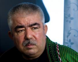 Exiled Afghan Vice President Dostum due to return home on Sunday