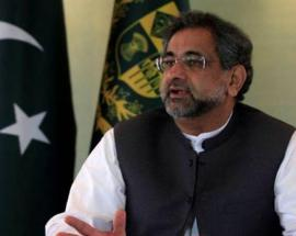Pakistan PM Shahid Abbasi inaugurates 1st section of CPEC's superhighway