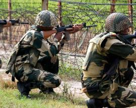Encounter breaks out between militants, security forces in J&K