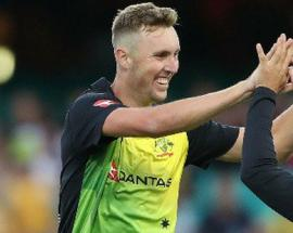 Billy Stanlake ruled out of IPL 2018 due to a fractured finger