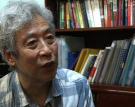 I have freedom of speech, says Chinese academician; police forcefully enter his house