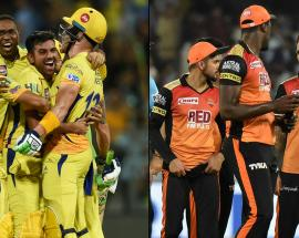 IPL 2018: MS Dhoni wins toss, opts to bowl against Hyderabad in finale