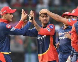 All hails to leg spin | Sandeep Lamichhane, Amit Mishra wipeout Mumbai's play-off hopes in IPL 2018