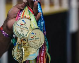 Paris Gay Games a respite for oppressed athletes