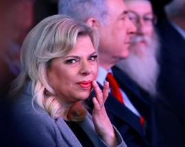 Benjamin Netanyahu's wife Sara charged with fraud