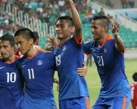 India to play 'historic' football friendly against China