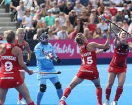 India draw 1-1 with England in Women's Hockey World Cup opener