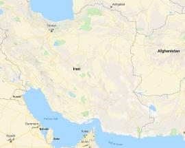 Magnitude 5.9 quake strikes southern Iran, no casualties reported