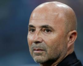 Jorge Sampaoli takes blame for Argentina's poor performance; apologises to fans