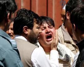 Kabul suicide blast: Death toll reaches 57