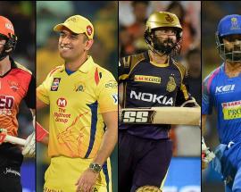 Meet the top four teams of IPL 2018