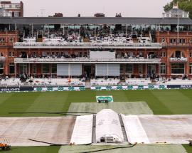 England vs India, 2nd Test: Play washed out at Lord's on Day-1