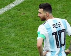 Is Argentina football captain Messi retiring?