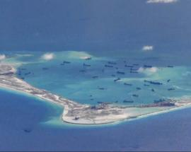 Beijing denies 'militarisation' of South China Sea