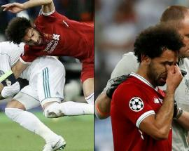 Over 1.5 lakh sign petition urging, 'punish Sergio Ramos for intentionally hurting Mohamed Salah'