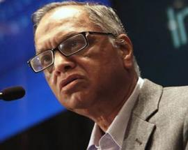 Narayana Murthy stays away from Infosys AGM for second straight year