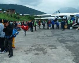 Commercial flights, Nepal Army choppers deployed to evacuate stranded Indian Kailash Mansarovar pilgrims