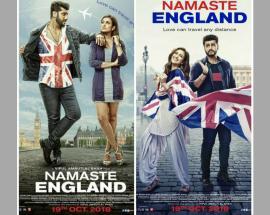 Arjun Kapoor, Parineeti Chopra look amazing together in 'Namaste England' posters