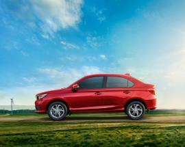 New Amaze launched at introductory price starting Rs 5.59 lakh