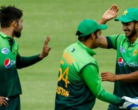 Pakistan defeat Zimbabwe, take 3-0 lead in ODI series