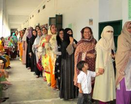 Rights group warns of 'blatant' bid to manipulate Pakistan vote