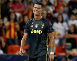 Juventus show usual grit after Ronaldo red card