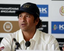 Sachin Tendulkar joins forces with Middlesex to launch cricket academy