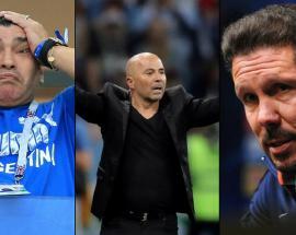 World Cup: After Maradona, Simeone slam coach Sampaoli; revolt brews in Argentina camp