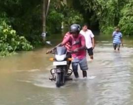 Heavy floods, landslides in Sri Lanka; at least 9 killed