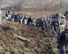 10 dead, hundreds of houses destroyed in Afghan landslide: officials