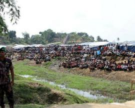 In Bangladesh, some 60 babies a day born in Rohingya camps: United Nations