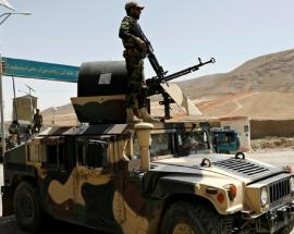 Afghan forces say regaining control over city of Ghazni