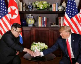 South Korea's liaison office with North Korea stalled after Trump cancels Pompeo's visit