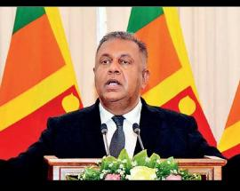 Sri Lanka warns of looming foreign debt crisis