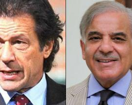 Imran Khan, Shehbaz Sharif file nomination papers for Pakistan PM poll