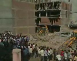 Greater Noida building collapse: 7 bodies recovered