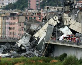 At least 35 killed in Italy bridge collapse: Police
